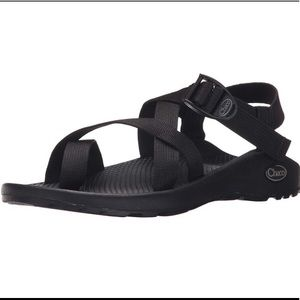 Chaco's Women's Black Fisherman's Sandals